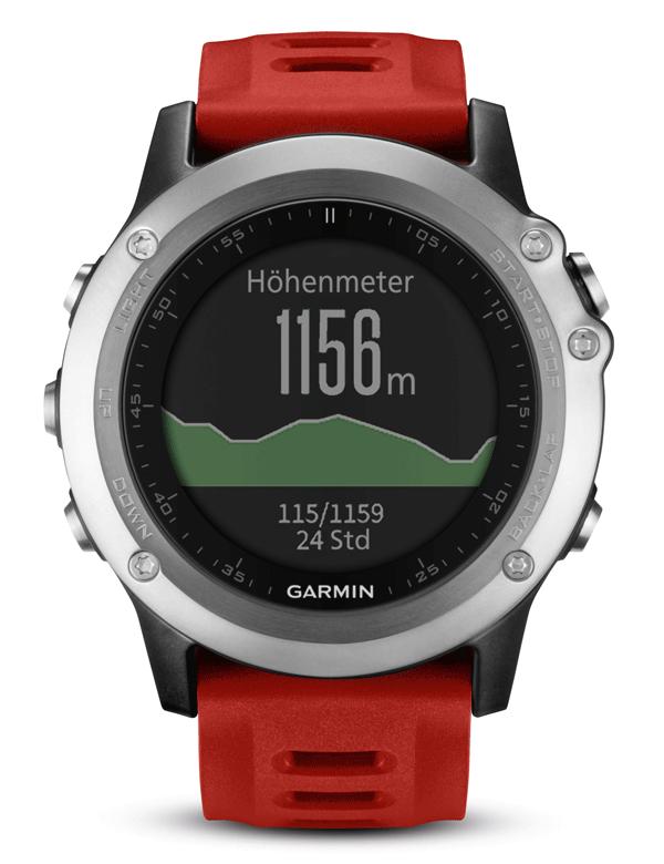 Garmin Fenix 3 Multisport Gps Uhr Smartwatch