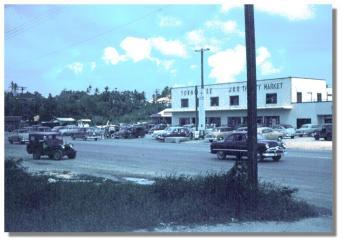 Guam Island 1954 From Ken Cadran