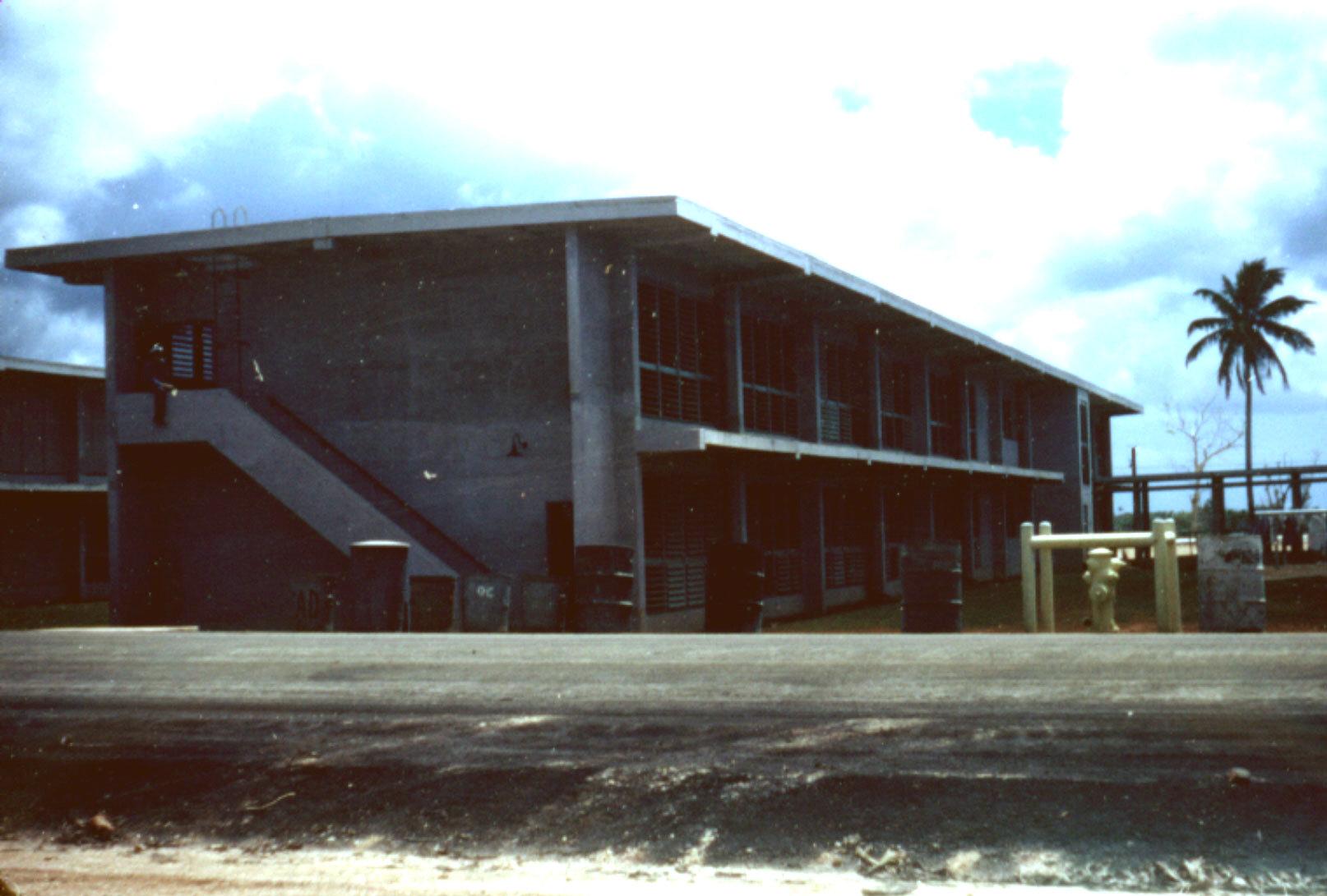 Ncs Guam Circa 1953 1955 Photos Courtesy Of Robert Maytum