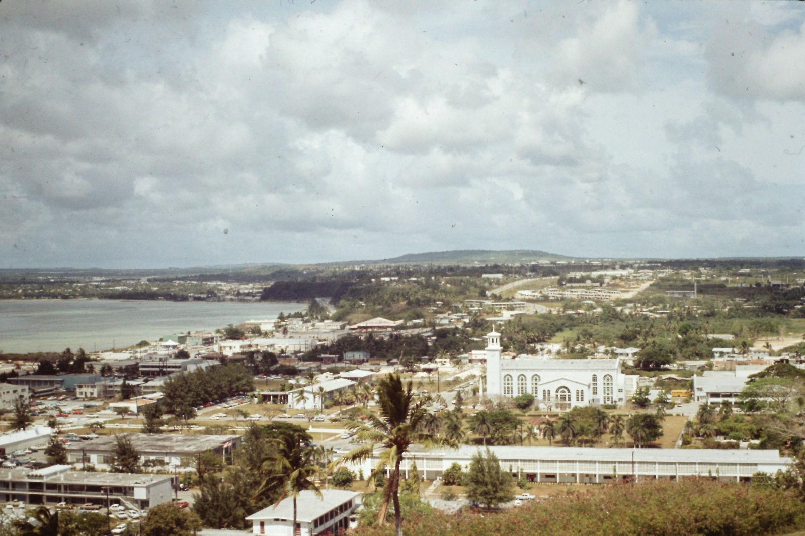 Nsgdept At Ncs Guam 1968 1970 From John Tobin