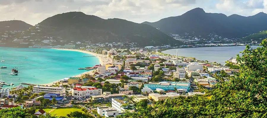 San Martin Caribbean Currency