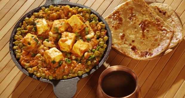 Matar Paneer recipe   How to Make Matar Paneer   Restaurant Style     Matar Paneer