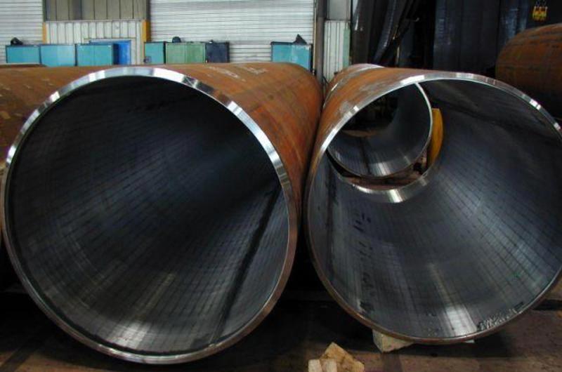 Pipe Corrosion Outside