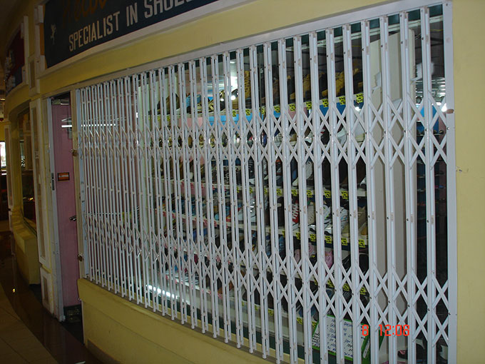 Security Grills Accordeon Neetoo Mu Shop Mauritius