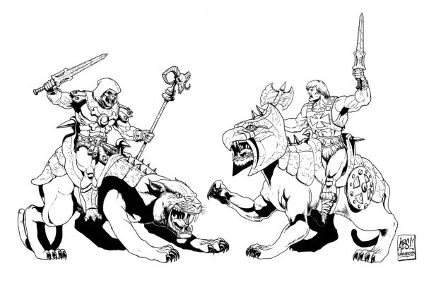 he man coloring pages # 40