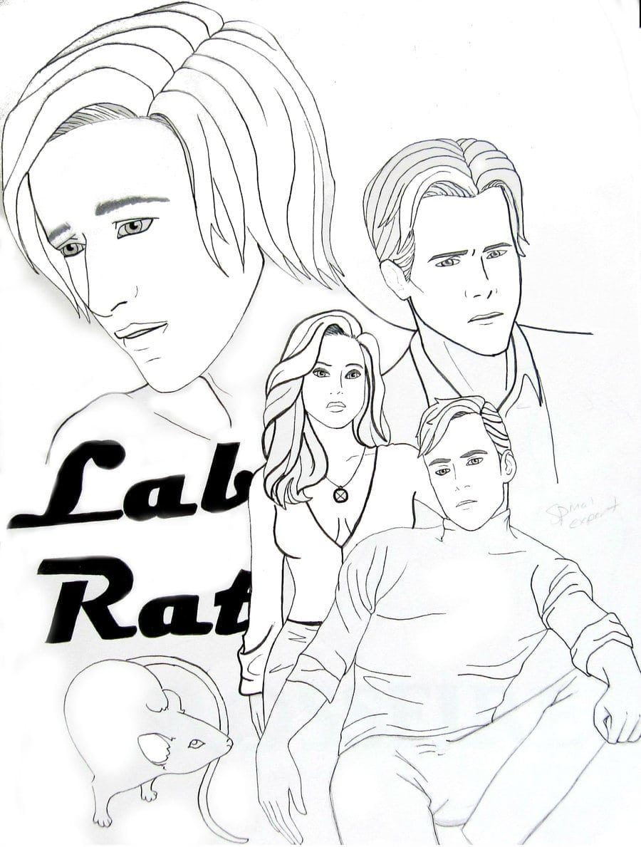 Bri Xd Rats Pages Coloring Lab Disney