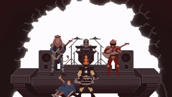 5 Music Videos That Take Pixel Art to the Next Level