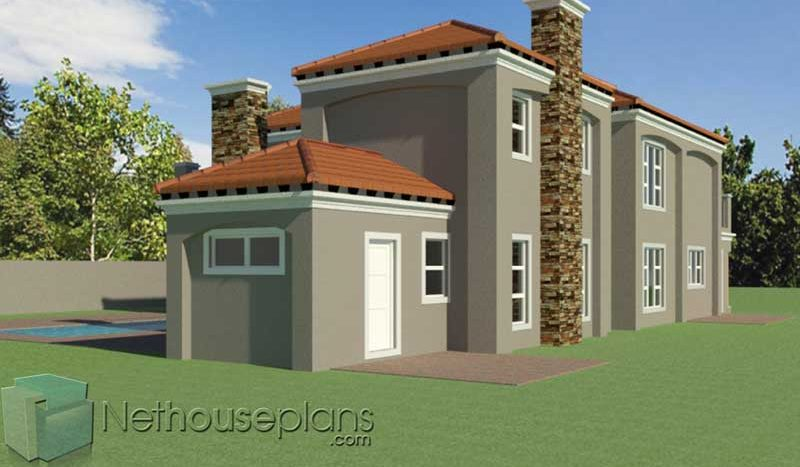 Tuscan House plans South Africa Simple 4 bedroom house plans 4 bedroom double storey house plans South Africa 4 bedroom house plans in Limpopo 4 Bedroom modern house plans pdf downloads double storey house plans for sale in Pretoria 4 Bedroom double storey house plans with garages 4 bedroom house plans with photos Nethouseplans