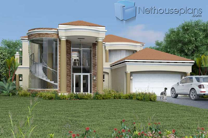 4 Bedroom House Plans in South Africa | House Designs ...