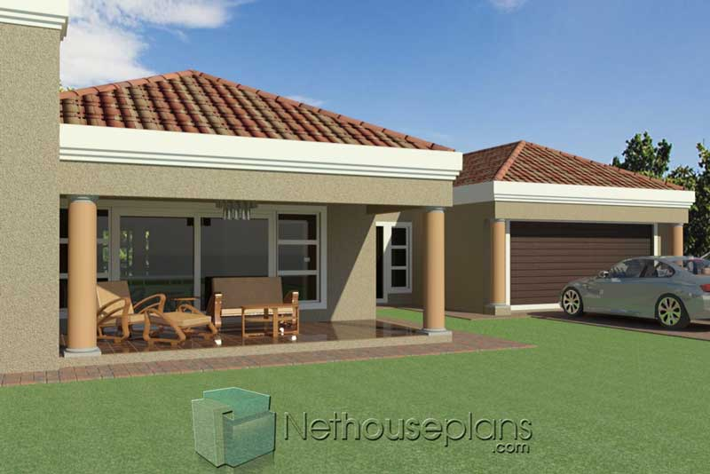 5-Bedroom-Tuscan-House-Plan_T351_Patio_Nethouseplans ...