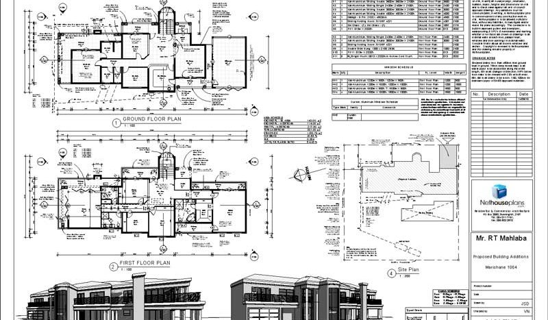 Double storey house plans, house plans with photos, House Plans, House Designs, Home Designs, Floor Plan Designs, Nethouseplans