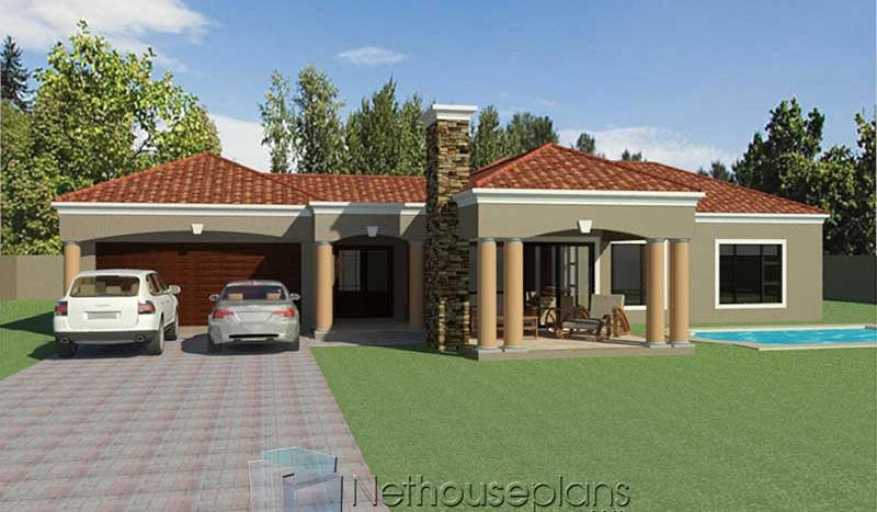 3 bedroom house plans South Africa single storey house designs free house plans pdf downloads Nethouseplans