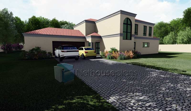 modern house design Nethouseplans