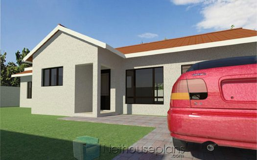 simple 3 bedroom house plan drawing 3 bedroom house designs with photos Nethouseplans