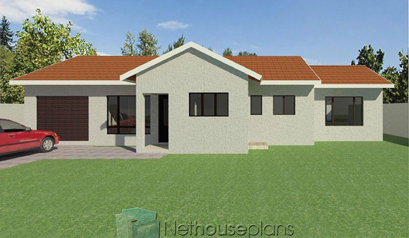 narrow-lot house plans small house designs building plans Nethouseplans