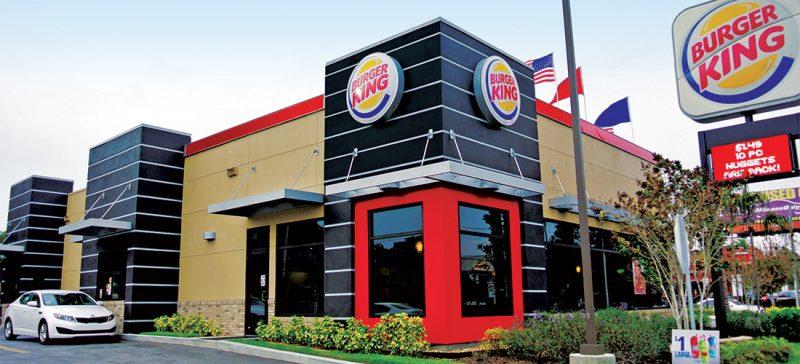 Fast Food Drive Thru Near Me