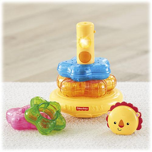 Stacking Rings Toy Fisher Price What Age