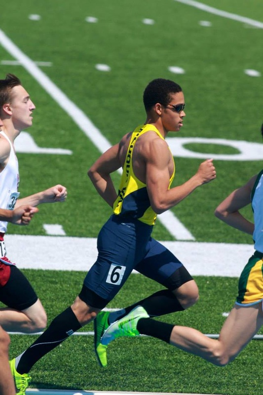 Track And Field Categories