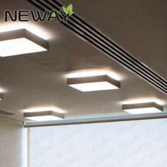 modern square ceiling led lamp up down aluminum and acrylic Modern     modern square ceiling led lamp up down aluminum and acrylic