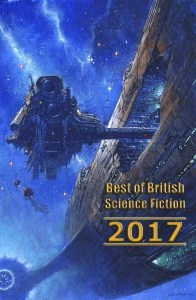 Best of British Science Fiction 2017  Donna Scott   Books   Best of     NewCon Press are seeking the very best science fiction stories written by  British authors and published for the first time during the calendar year  of 2017