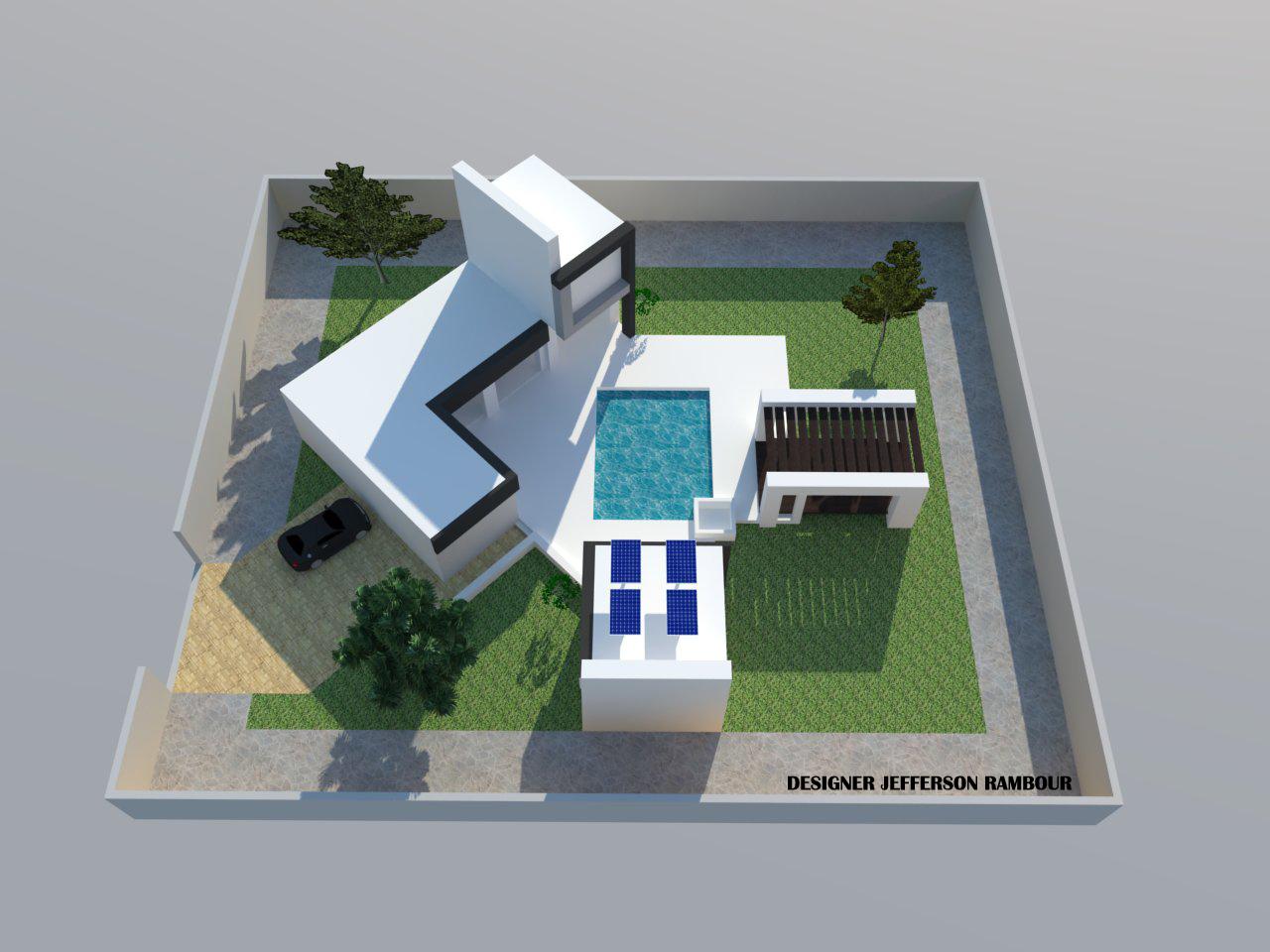 Architecture Textures Plan Landscape