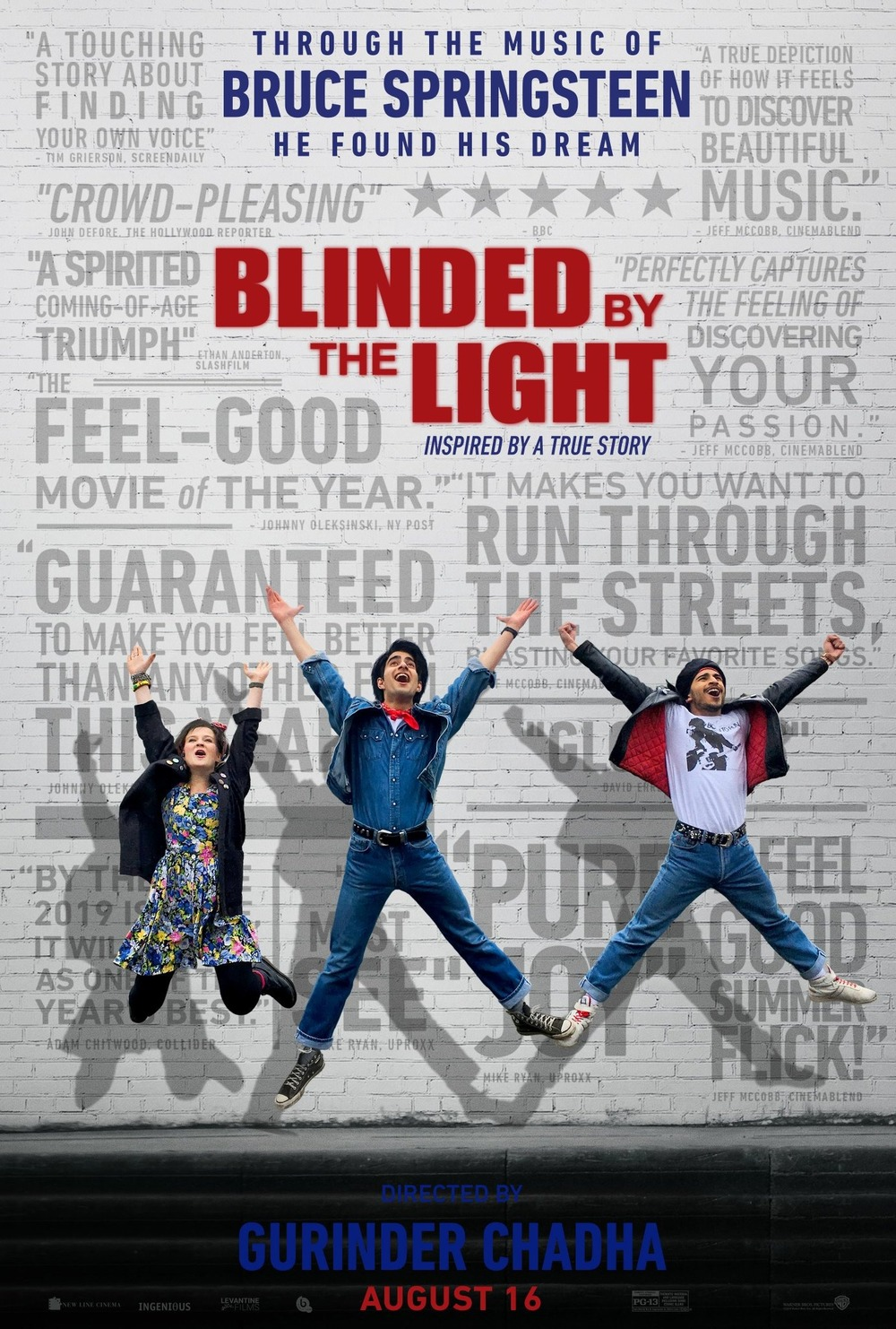 Blinded By The Light Dvd Release Date Redbox Netflix