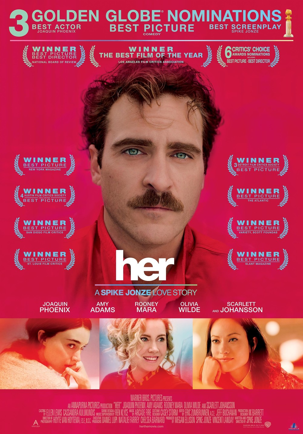 Her Poster Jonze Images
