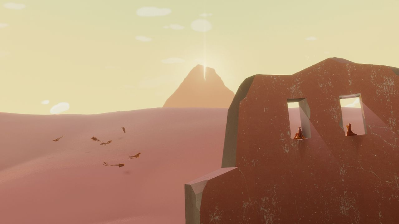 Journey Ps3 Screenshots Image 8134 New Game Network