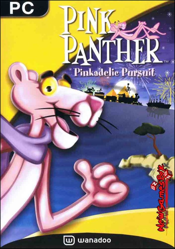 pink panther game download free # 3