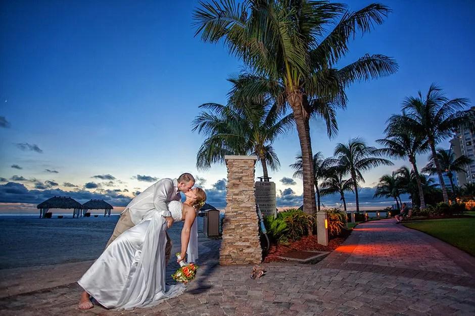 Marco Island Marriott Wedding Cathy Eric Florida Wedding Photographers Wedding