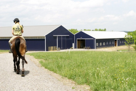 Horse Boarding Farms In Dansville Ny Riding Stables