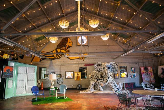 Art Garage New Orleans Attraction