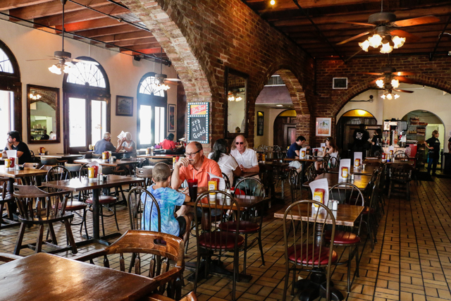 Cafe Maspero New Orleans Restaurant
