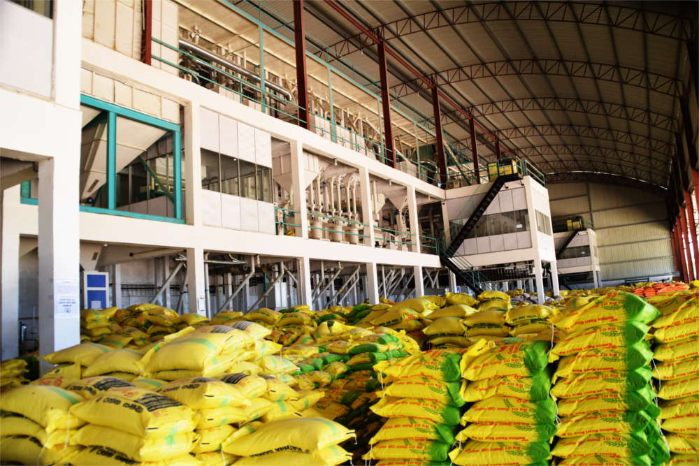 Factory Tour New Rathna Rice Mill