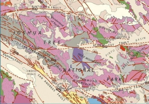 Geology 101   The UCSB Current RGSC map