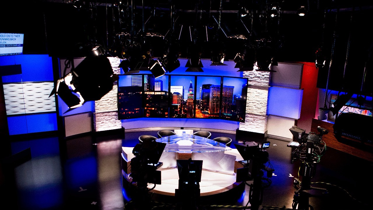 Kusa Tv Broadcast Set Design Gallery