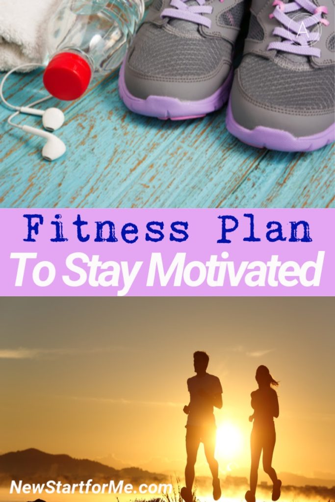 Create a fitness plan you won't quit! Let this be your year! I will share how I created a fitness plan I didn't quit and got in the best shape of my life!