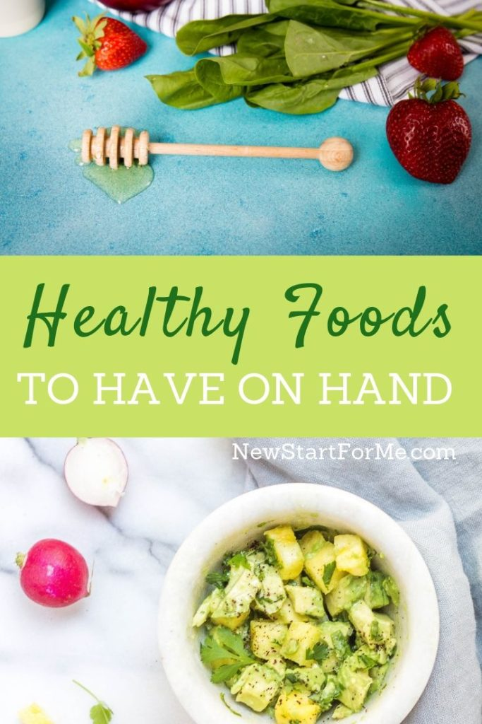 Stock up and stay stocked on the best healthy foods to always have in the fridge at home so you can make a healthy meal whenever you want.