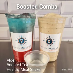Boosted Combo