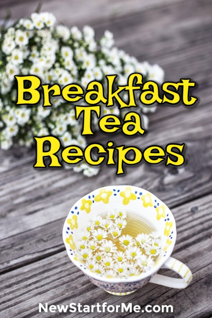 Breakfast teas can really make a difference in how you start your day by offering you natural energy and other health benefits. Teas to Drink in the Morning | Breakfast Recipes | Breakfast Teas | Breakfast Tea Latte Recipes | Breakfast Drink Recipes #tea #breakfast