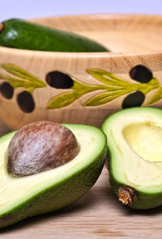 Herbalife Digestive Health Benefits Avocado Cut in Half