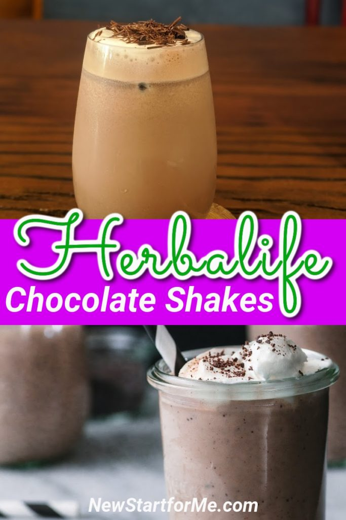 Chocolate Herbalife shake recipes are a wonderful way to get into meal replacement shakes and lose weight in a healthy way.