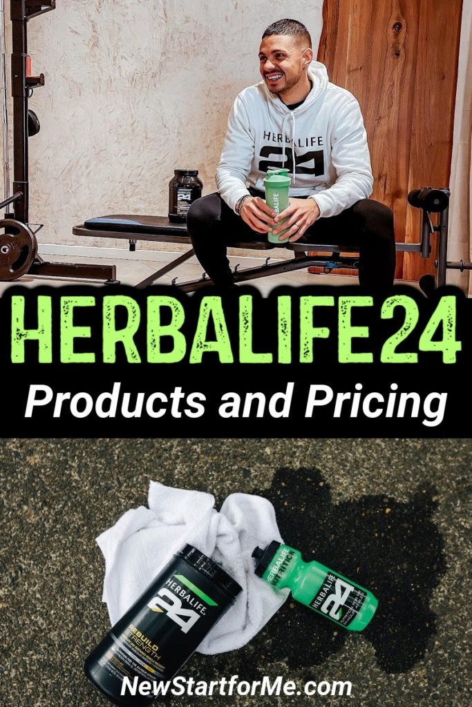 Herbalife24 products are a line of products that athletes can use to get the best results from their workouts and training.