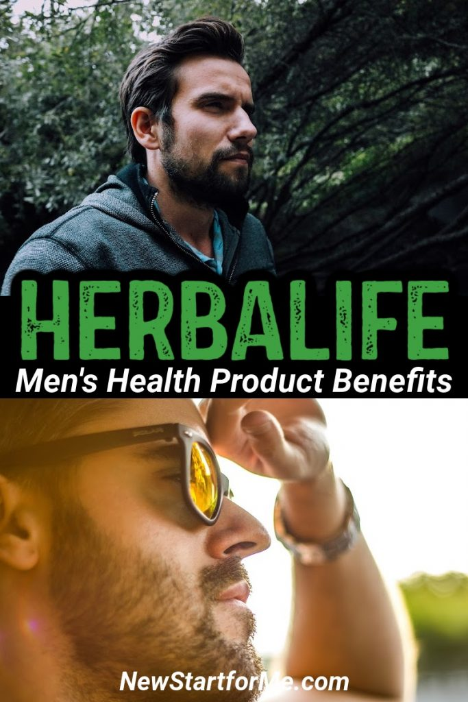 Herbalife Men's health product benefits focus on two especially important health topics that are specific to adult men around the world.
