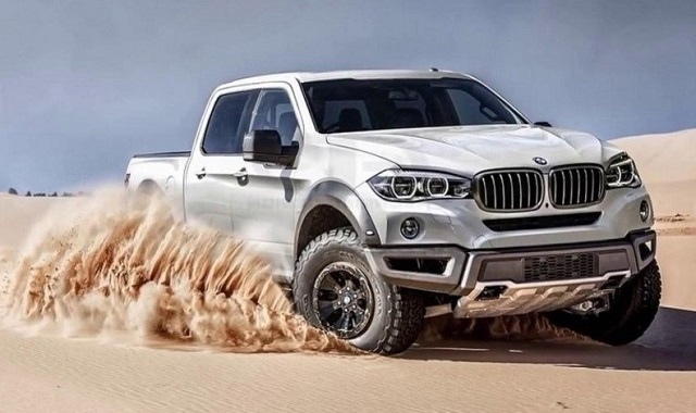 2019 Bmw Pickup Truck Concept Possible Design New