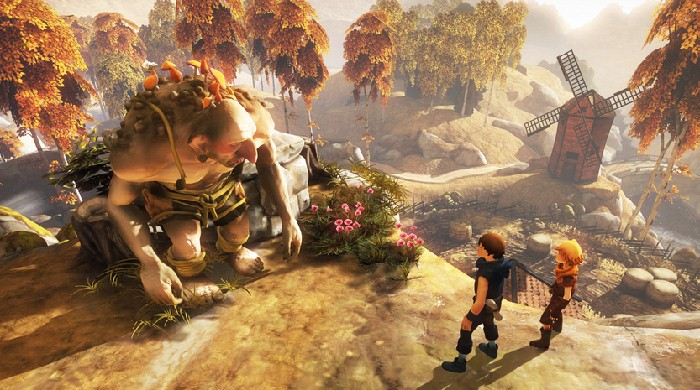 Games   New Xbox Games Brothers  A Tale of Two Sons