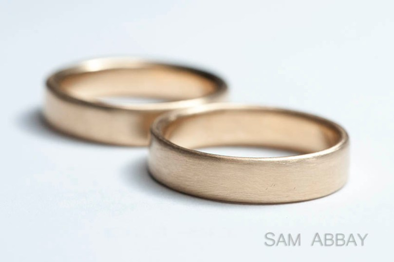 Same Sex Wedding Rings     New York Wedding Ring When searching for wedding bands to symbolize your relationship  a rainbow  flag of gemstones may not cut it  This page shows wedding rings that gay  and