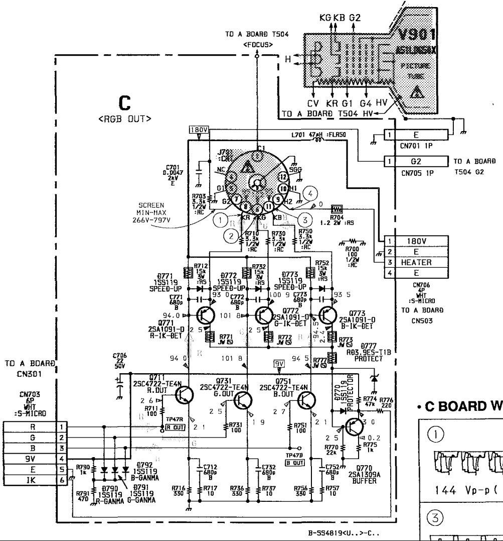 Simple Fm Radio Circuit Diagram F M