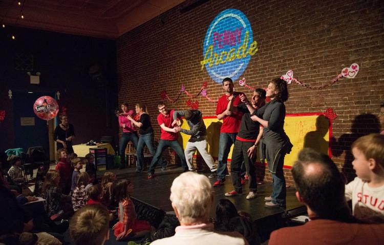 Laugh Factory Chicago Menu