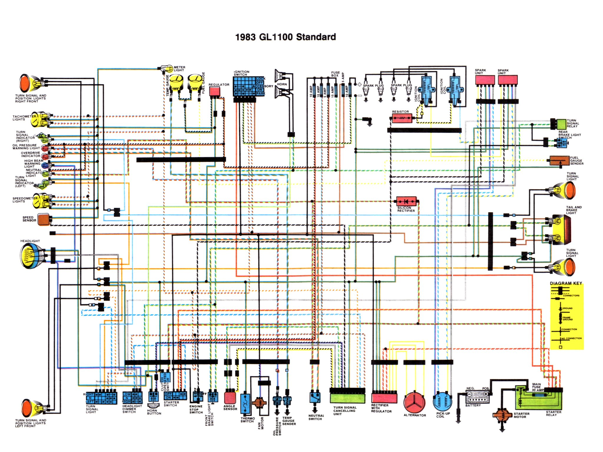 Reverse Light Wiring Diagram Color Code